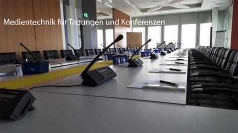 Tagung und Konferen1z