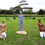 Dekofiguren Lichterfest Elbauenpark