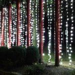 Lichterregen Lichterfest Elbauenpark