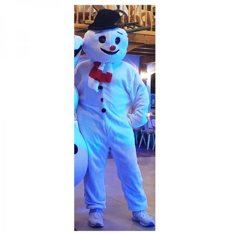 Kostüm Schneemann