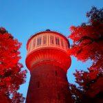 Night of Light Wasserturm Salbke
